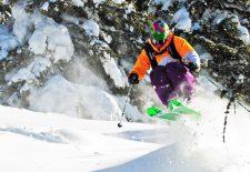 G`scheit Skifahren mit Powder, Parks und coolen Movies