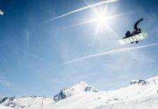 Kitzsteinhorn: Traumbedingungen in Park und Pipe!