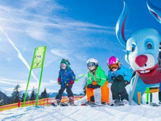 Winterurlaub Achensee Familie