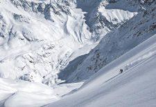 Dritter Stopp des FreerideTestival am Kaunertaler Gletscher