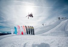 Freeski World Rookie Fest 2020 - Nordkette Skyline Park, Innsbruck