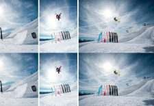Freeski World Rookie Fest in Innsbruck