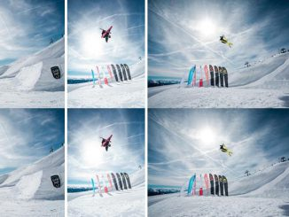 2019 Freeski World Rookie Fest in Innsbruck