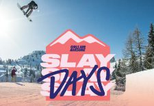 Girls Are Awesome präsentiert Slay Days in Flachauwinkl vom 3.-6. April 2019