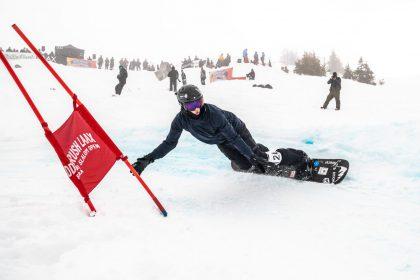 SuddenRush Banked Slalom LAAX 2019