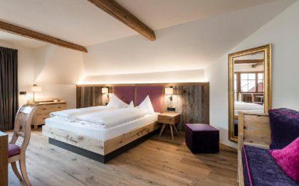 Mirabell Dolomiten Wellness Residenz in Olang/Südtirol