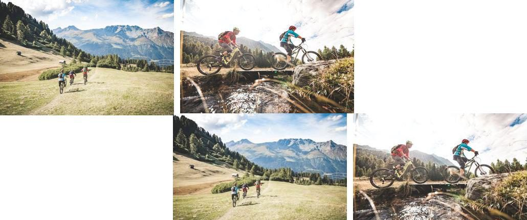 Green Days - Mountainbike Freeride Testival Reschen