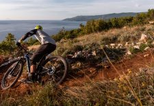 2.000 Kilometer auf dem Mountainbike: Radfahr-Paradies an der Adria in Kroatien