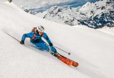 Warth-Schröcken lädt zum größten Freeride-Equipment -Test der Alpen