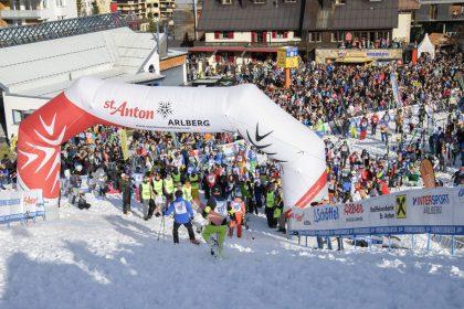 Der Weisse Rausch 2019 in St. Anton am Arlberg