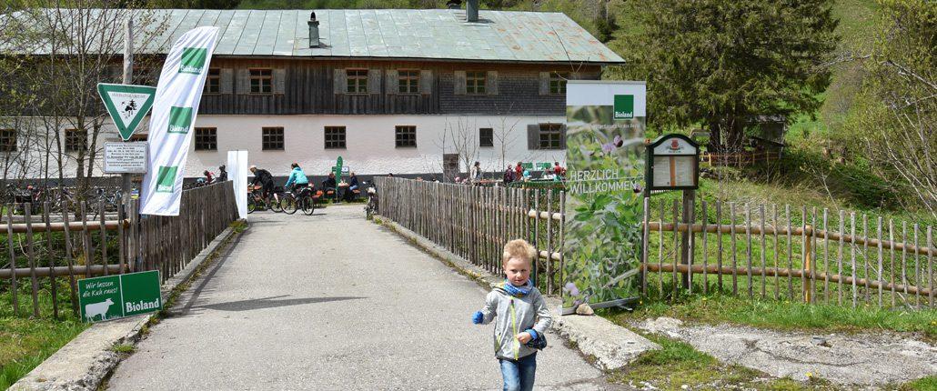 Sennalpe Mitterhaus Bioland