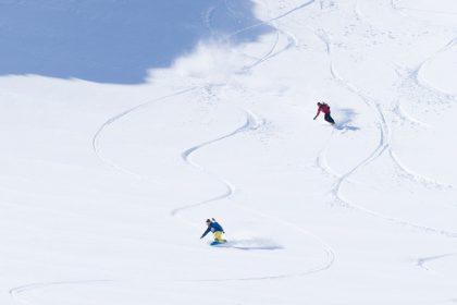 Choice Splitboard Camp Stubaier Gletscher