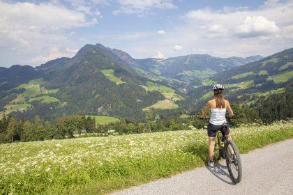 Mountainbike Alpbachtal