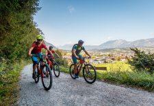 Rad-Safari durch die Kitzbüheler Alpen