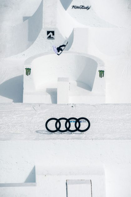 Audi Nines in Sölden und Obergurgl-Hochgurgl