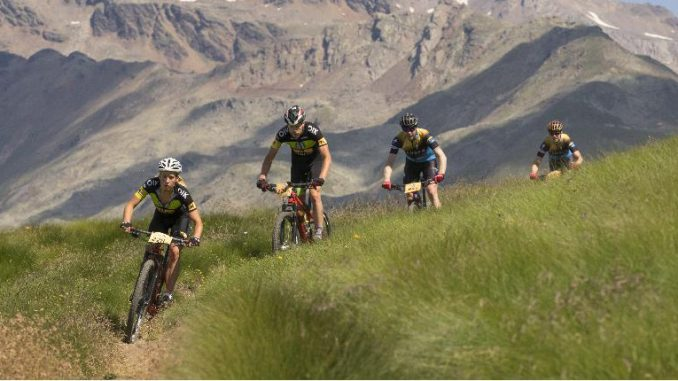 Bike Transalp Tux-Lanersbach