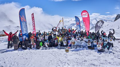 Zillertal VÄLLEY RÄLLEY Betterpark Hintertux
