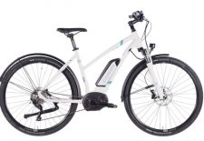 LADIES FIRST – CARVER ZEIGT SEIN SPORTIVES E-BIKE CINOS STREET E.320