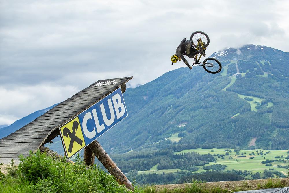 © Crankworx Innsbruck Slopestyle