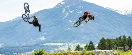 Innsbruck Speed Style © Crankworx