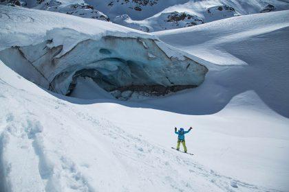Choice Splitboard Camp Kaunertaler Gletscher
