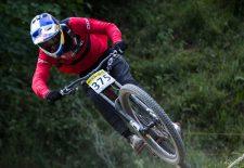 Spannendes Downhill Finale beim GlemmRide Bike Festival