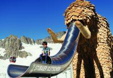 """Stubaier Gletscher mit """"Mammut"""" Neuheit in die Sommer-Saison gestartet!"""