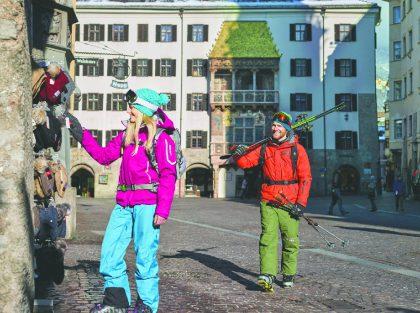 Innsbruck © Innsbruck Tourismus