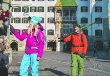 Verkaufsstart des SKI plus CITY Pass Stubai Innsbruck eröffnet die Ski-Saison 2019/2020