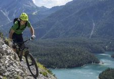 Tiroler Zugspitz Arena: Highlights für Mountainbiker