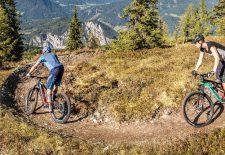 Für Mountainbike-Fans: Neues Singletrail-Angebot in Schladming-Dachstein