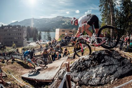UCI Mountain Bike World Cup LIVE aus Lenzerheide - Red Bull Content Pool