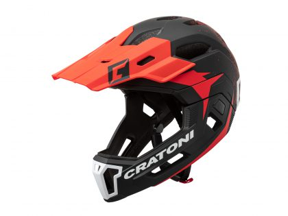 CRATONI Maniac 2.0 black red back