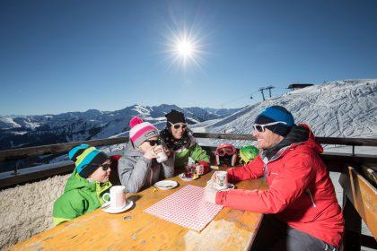 Einkehr © Ski Juwel Alpbachtal Wildschönau