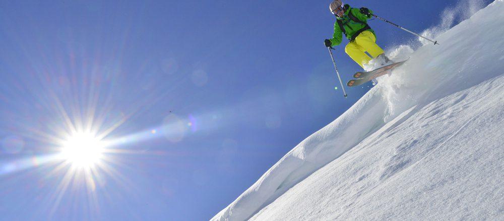 Freeride Ski © Ski Juwel Alpbachtal Wildschönau