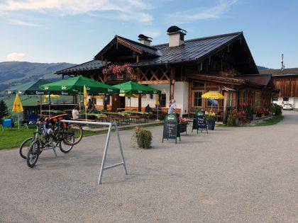 Hacklberg-Trail Saalbach Ende © Roland Schopper