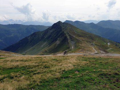 Hacklberg-Trail Saalbach Hinterglemm © Roland Schopper