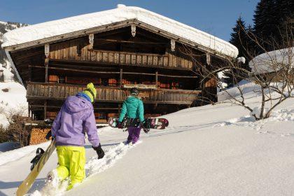 Hütte © Ski Juwel Alpbachtal Wildschönau