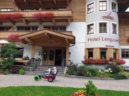 Hotel Lengauer Hof © Roland Schopper