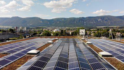 MONDAINE Solaranlage