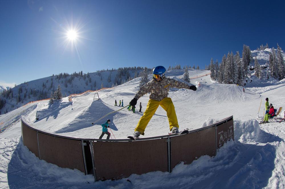 SBPark © Ski Juwel Alpbachtal Wildschönau