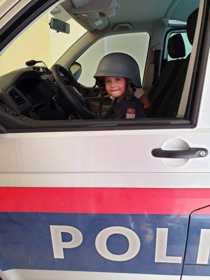 Polizei Saalbach Hinterglemm © Roland Schopper
