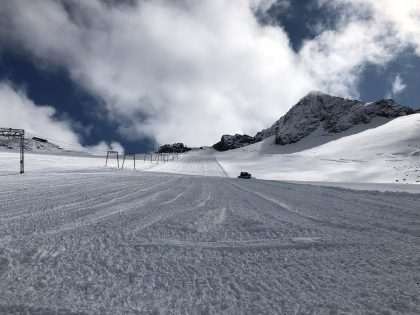 Vollendetes Skivergnügen im Königreich des Schnees - Die Skisaison 2019/2020 startet am Stubaier Gletscher am Freitag den 13.09.2019. © Stubaier Gletscher