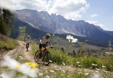 Herausforderung für 2020: Bike Transalp