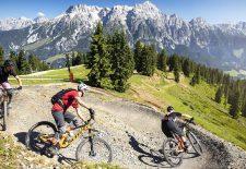Epic Bikepark Leogang: Mit Vollgas in den goldenen Herbst