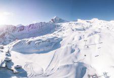 Kitzsteinhorn: Snowpark-Action am Gletscher startete letztes Wochenende!