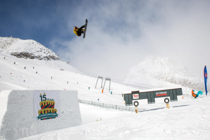 Hotzone.tv Park Opening Hintertux - Max Preisinger - Andreas Monsberger, @monepic