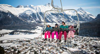 © Engadin St. Moritz Mountains
