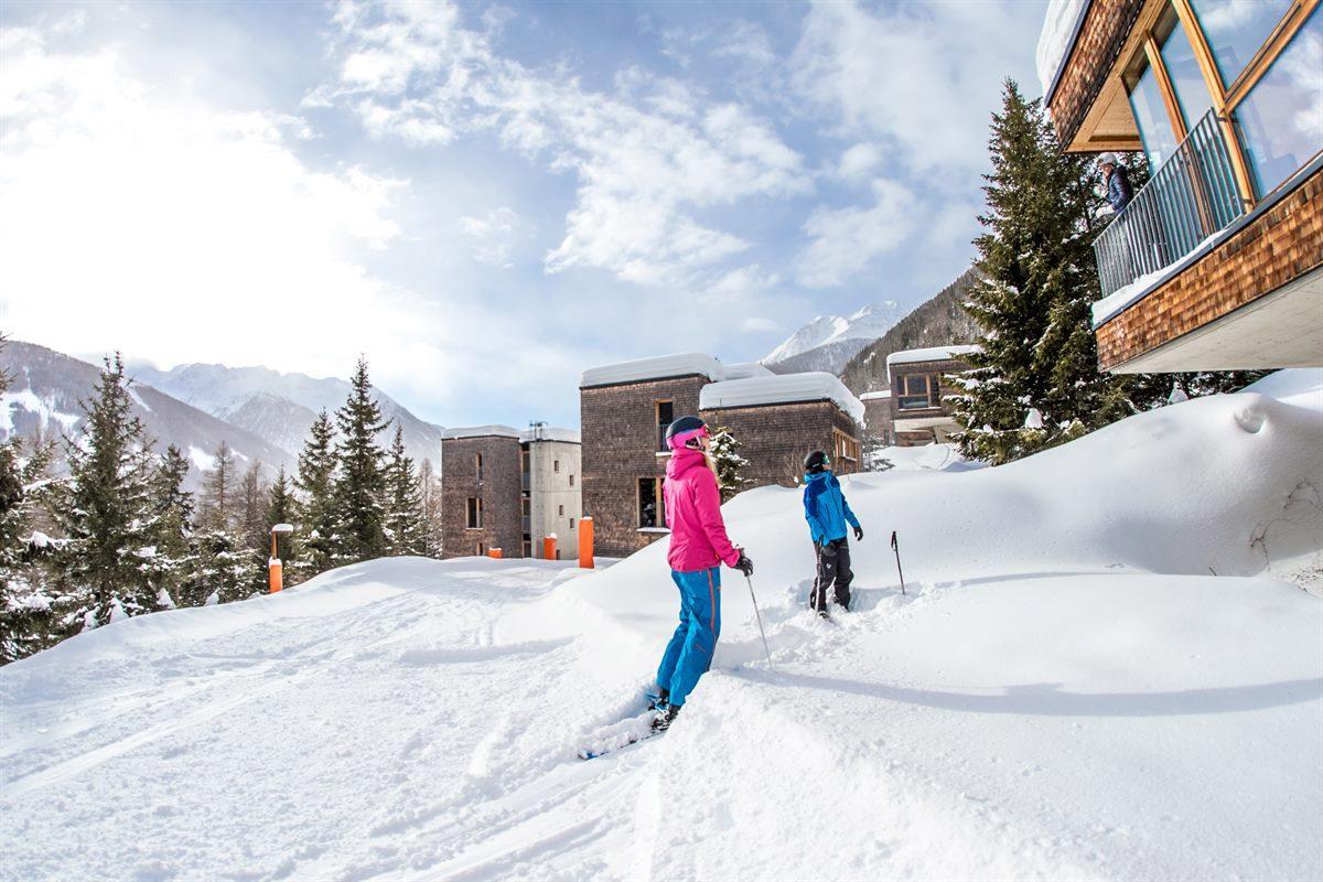 Ski in Ski out Gradonna