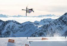Olympiasieger und Weltcupdebütanten beim FIS Freeski World Cup Stubai